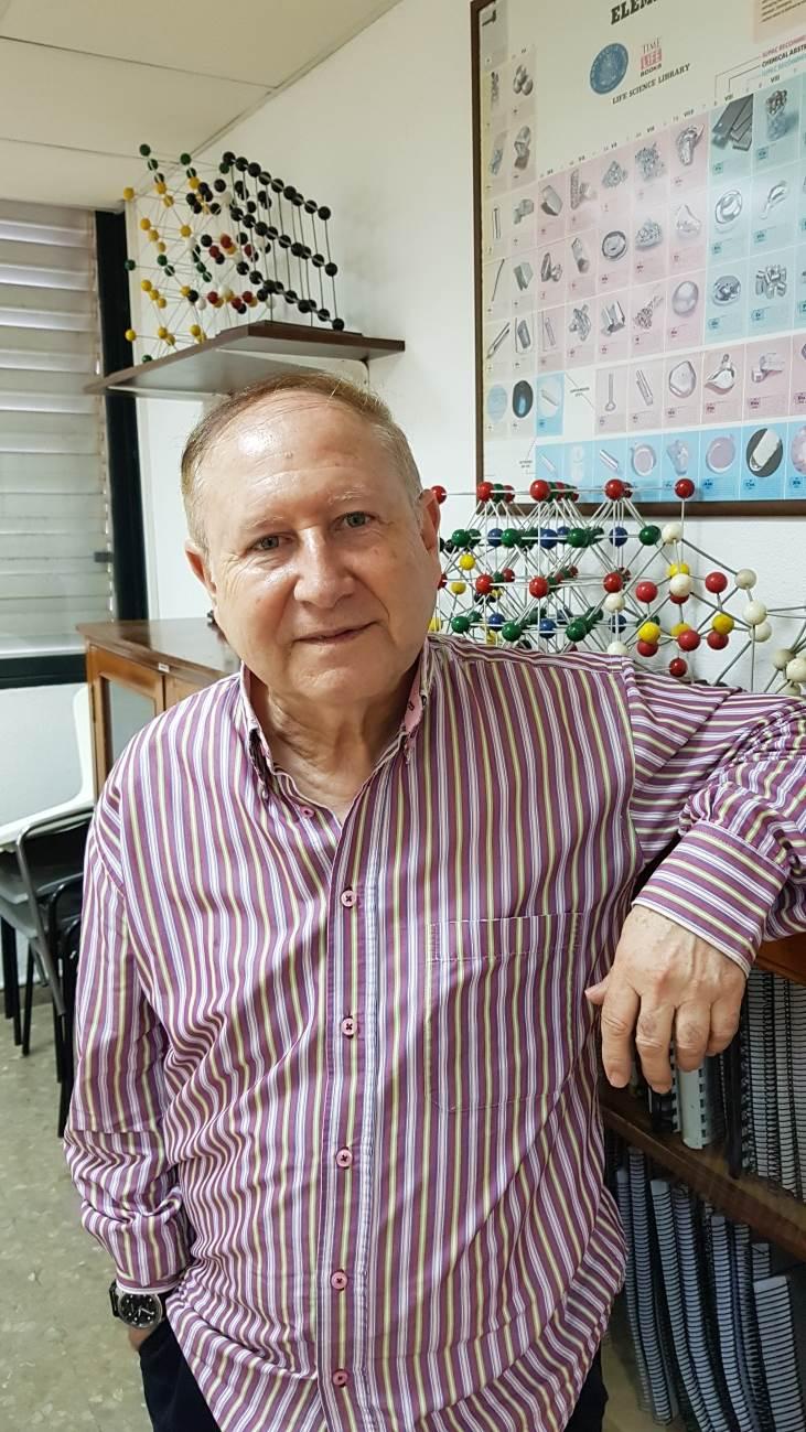 Foto Prof. Navío